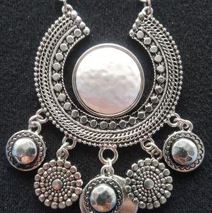 Aztec Style Necklace